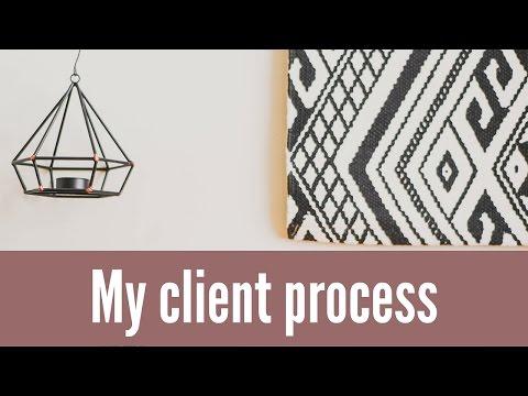 My client process