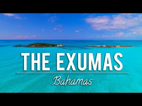 TOP THINGS TO DO in THE EXUMAS with AIR CANADA VACATIONS | BAHAMAS