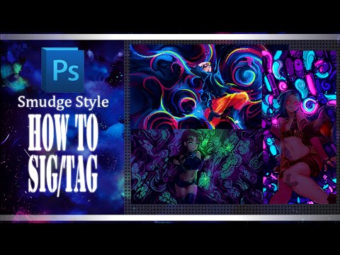 Entembers Smudge Signature Video Tutorial