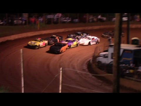 Winder Barrow Speedway Advanced Four Cylinders 8/20/16