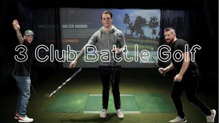3 Club Battle Golf