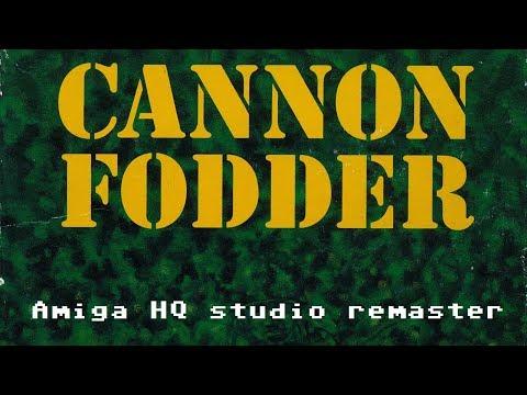 "Amiga HQ studio remaster #14 - ""Cannon Fodder - Title music"" by Richard Joseph & Jon Hare"