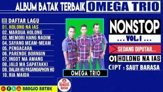 Album OMEGA TRIO   Lagu Batak Terbaru NONSTOP360p MP4