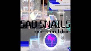 sad snails 悲しいカタツムリ goes on blue full vaporwave album