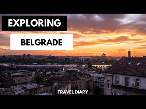 Belgrade Travel Diary