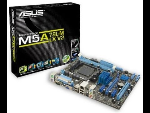 ASUS M5A78L-M LX V2 MOTHERBOARD DRIVERS PC