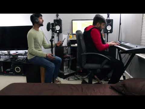 Ennadi Maayavi Nee cover-Rahul & Vishal | Vada Chennai | Santhosh Narayanan | Sid Sriram |Dhanush