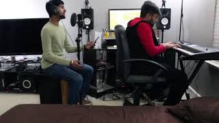 Ennadi Maayavi Nee cover-Rahul & Vishal   Vada Chennai   Santhosh Narayanan   Sid Sriram    Dhanush