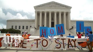 For DACA recipients, a sense of relief after the Supreme Court's decision
