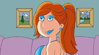 Drawing/Painting Sexy Lois Griffin Pin Up #5