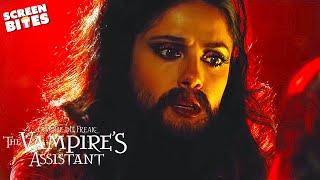 Cirque Du Freak: The Vampires Assistan - Salma Hayek beard OFFICIAL HD VIDEO
