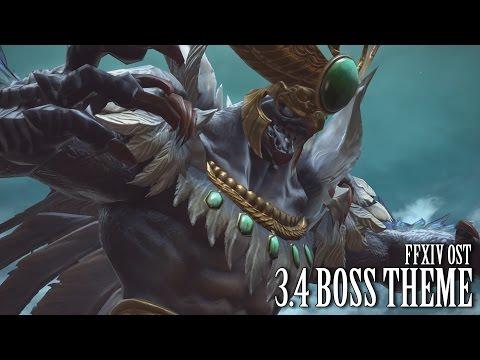 FFXIV OST 3.4 Boss Theme ( Revenge Twofold )