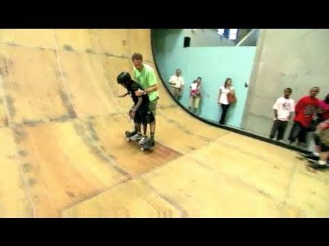 My Wish: Tony Hawk Skates With Ja'Markus