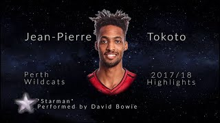 JP Tokoto Highlights 2017/18