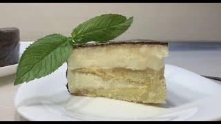 Торт Птичье Молоко Нежный торт суфле ВКУС из детства