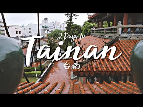 TAINAN // LIT TAIWAN TRAVEL SERIES