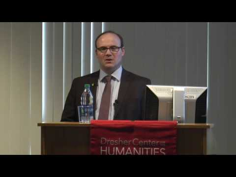 Michael Danti: MEMS Colloquium Lecture: ISIS and Cultural Cleansing