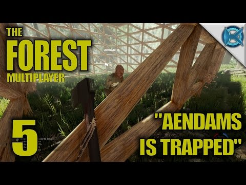 The Forest Multiplayer Gameplay / Let