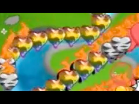 Bloons TD Battles #114: Tryhard Camo Regrow Rainbows Hack! Beating a Hacker? (10,000 Battle Score)