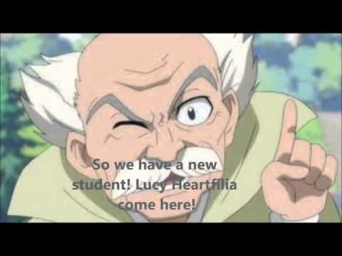 Fairy Tail NaLu Fanfiction part 1