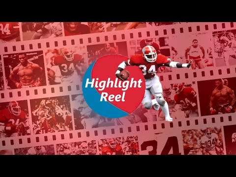 Herschel Walker Highlight Reel