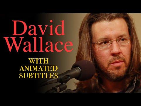 Learn English | David Foster Wallace