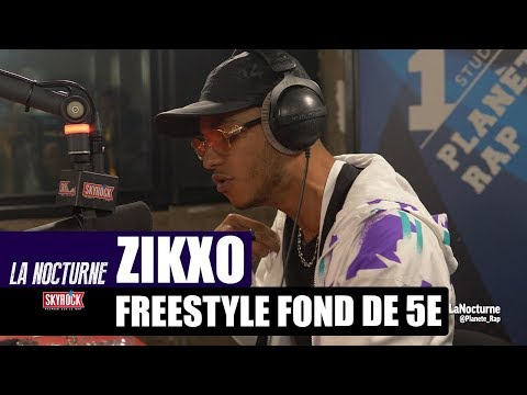 Youtube: Zikxo – Freestyle fond de 5e #LaNocturne