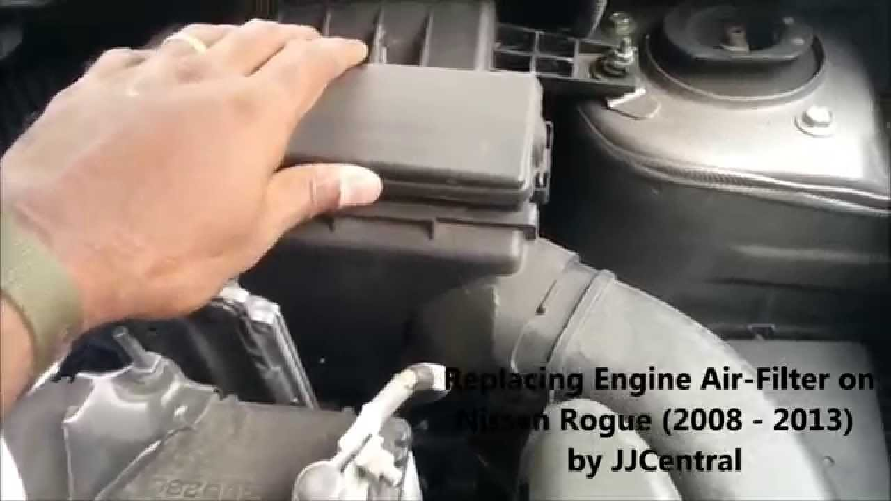 Engine Air Filter Replacement For  2008 To 2013  Nissan