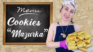 How To Make Delicious Cookies. Cookies Recipe. Cookies With Nuts. Mila Naturist. INF.