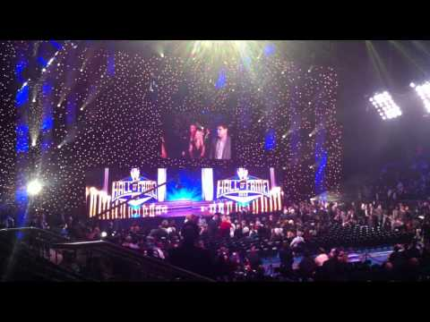 WWE Hall of Fame 2013 introductions (Part 1)