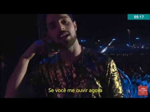 Alok Bruno Martini feat Zeeba - Hear Me Now Legendado BRPT