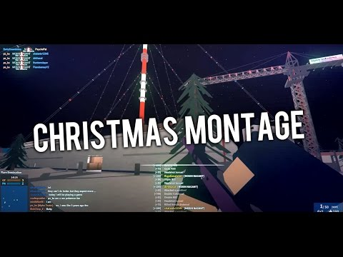 Phantom Forces: Christmas Montage 2016 by Paradox PoKe