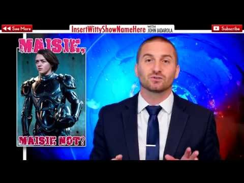 Arya Stark to Battle Kaiju in Pacific Rim 2?