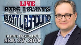 LIVE! Chat with Ezra Levant: Canadian election coverage, Climate Strike & more
