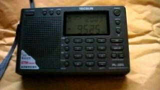 Voice of Indonesia received with Tecsun PL-380 in the Netherlands