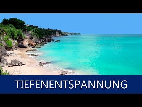 Entspannungsmusik Paradies Strand Den Geist Beruhigen -Tiefenentspannung