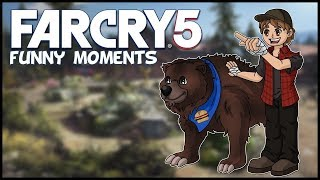 Yoji720- Far Cry 5 Funny Moments !