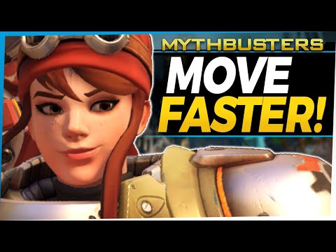 Overwatch Mythbusters - Everything About SPEED!
