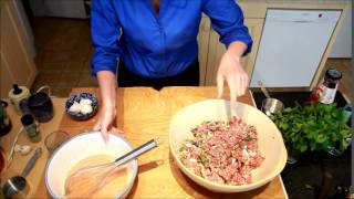 How To Make Meatloaf For A Chef - Short Version