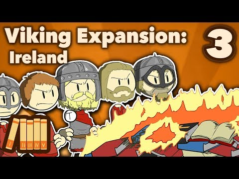 Viking Expansion - Ireland - Extra History - #3