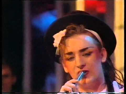 Culture Club - Time 1982 Live (Higher quality)