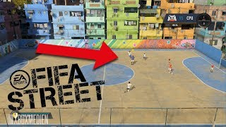 FIFA 18 FIFA Street Mode Legendary Difficulty (Xbox One, PC, PS4)