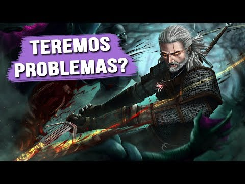 O FUTURO DA FRANQUIA THE WITCHER ESTÁ COMPROMETIDO? thumbnail