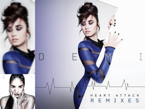 Demi Lovato- Heart Attack White Sea Remix (Instrumental)