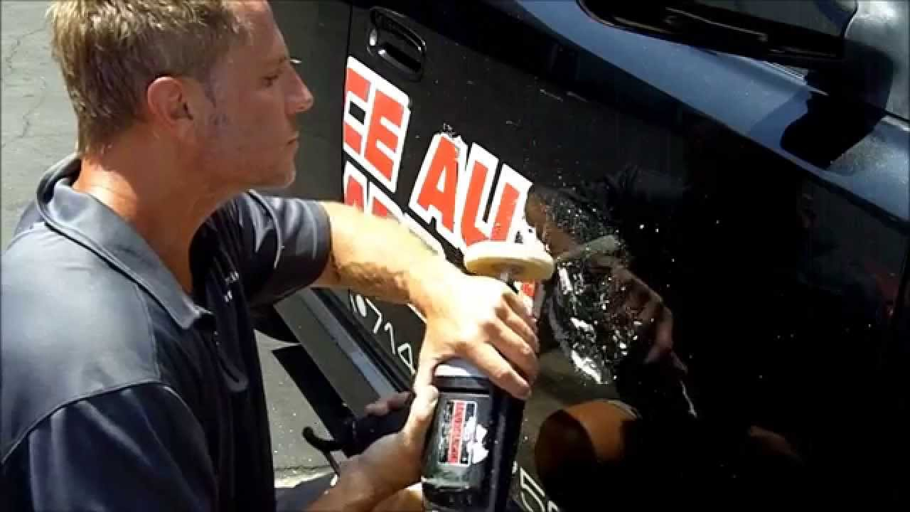 3m Eraser Tool To Remove Vinyl Graphics On Cars Trucks