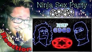 "We watch the video ""6969 - NSP"", the music video for Ninja Sex Part..."