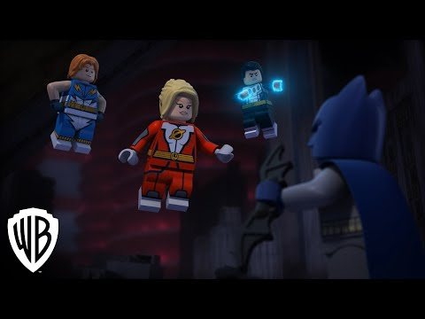 LEGO DC Comics Super Heroes - Justice League: Cosmic Clash - clip - Legion of Super Heroes