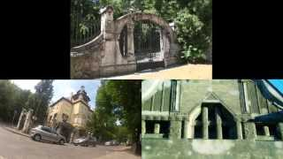 A stílusok mestere (Hoepfner Guido építészete)  3 képernyős videó prezentáció Thumbnail