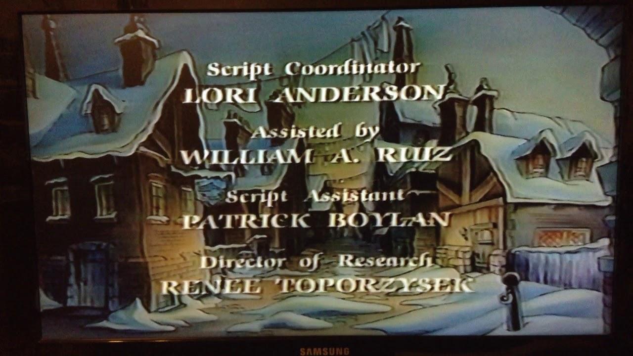 A Christmas Carol (1997) End Credits - YouTube