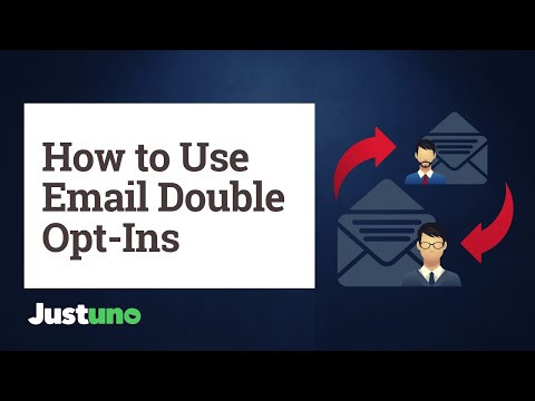 Guide to Using Email Double Opt-Ins
